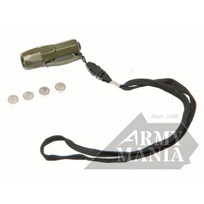 Μικρός Φακός Armymania 3 LED