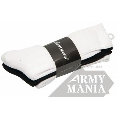 Κάλτσες Αθλητικές (3άδα) Armymania