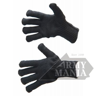 Γάντια Ακρυλικά Μαύρα Armymania