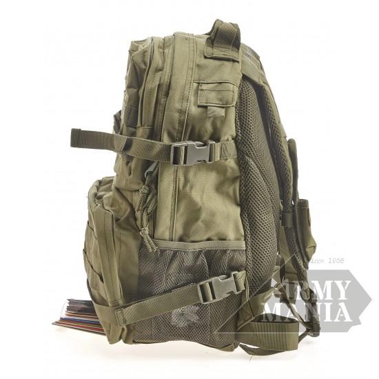 ΣΑΚΙΔΙΟ ΠΛΑΤΗΣ MOLLE 35L ΛΑΔΙ ARMYMANIA ΗΗ-9025 Τσάντες & Σακίδια Στρατιωτικα ειδη - armymania.gr