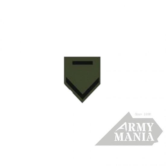 Διακριτικά φόρμας δεκανέα ΟΒΑ με βέλκρο Διακριτικά Στρατιωτικα ειδη - armymania.gr